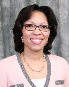 NIMHD Office of Communications and Public Liaison Director Kelli Carrington