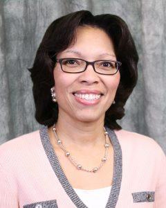 NIMHD Office of Communications and Public Liaison Director Kelli Carrington
