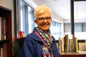 Nancy Breen, Ph.D.