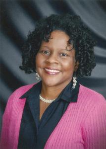 Visiting volunteer Dr. Roselyn Hicks