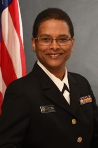 CAPT Felicia Collins, M.D.