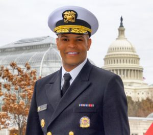 Surgeon General Jerome Adams, M.D.