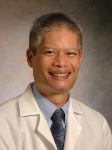 Photo of Dr. Marshall H. Chin