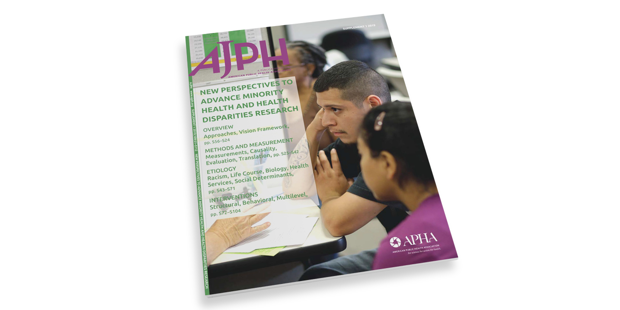 AJPH Cover Images