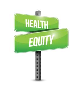 Health Equity Stock Image